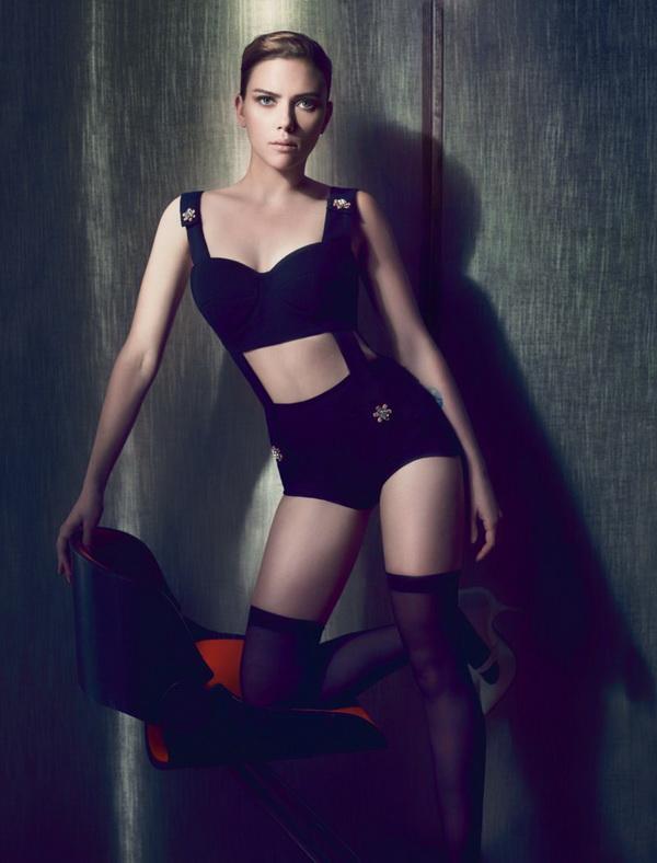slika21 Scarlett Johansson za Interview