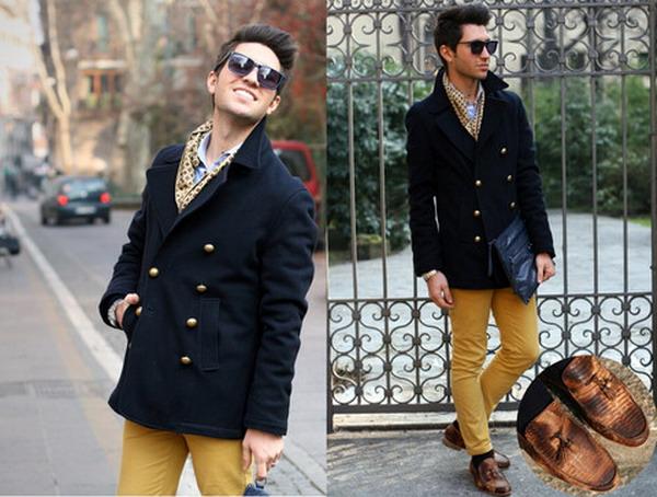 student La Moda Italiana: Luomo