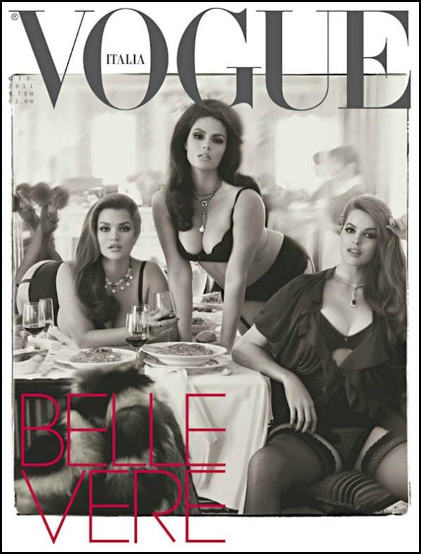 "zzzzzzs Godina kroz naslovnice: Magazin ""Vogue"""