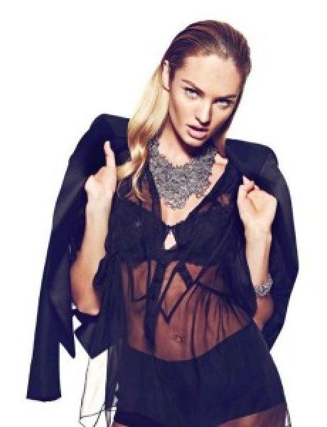 "Fatalno seksi: Candice Swanepoel za ""Harper's Bazaar Turkey"""