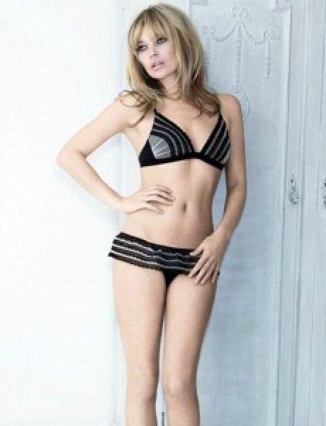 Kate Moss za Valisere Lingerie