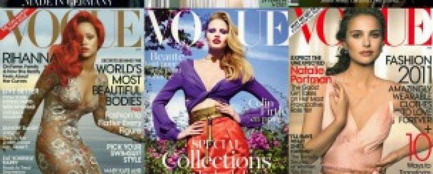 "Godina kroz naslovnice: Magazin ""Vogue"""