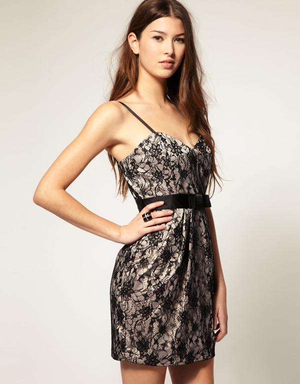 čipka Pet haljina koje morate imati u svom garderoberu