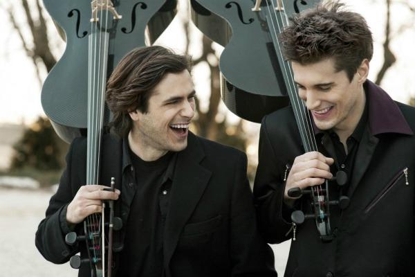 01. 2 Cellos Uloga za violončelo u seriji Glee