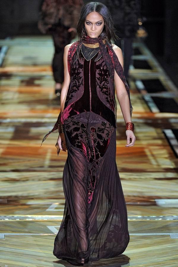 1012 Modni vremeplov: Cavalli haljine