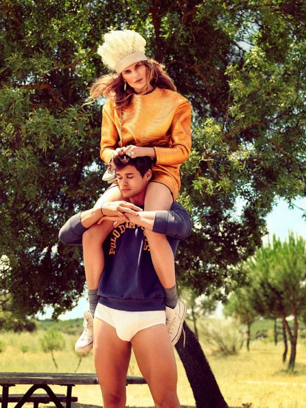 113 Vogue Spain: Letnji osećaj