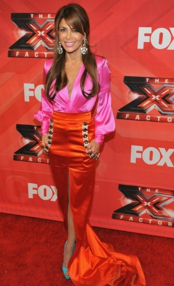 1211 x factor best dressed paula abdul fa1 Fashion Police: Smešna strana mode