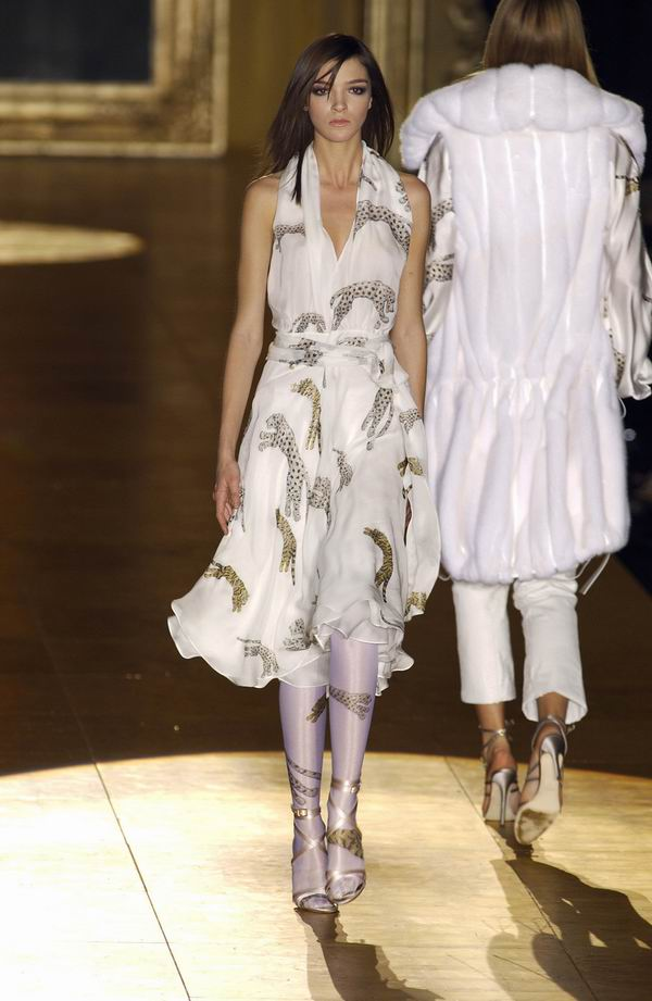 150 Modni vremeplov: Cavalli haljine