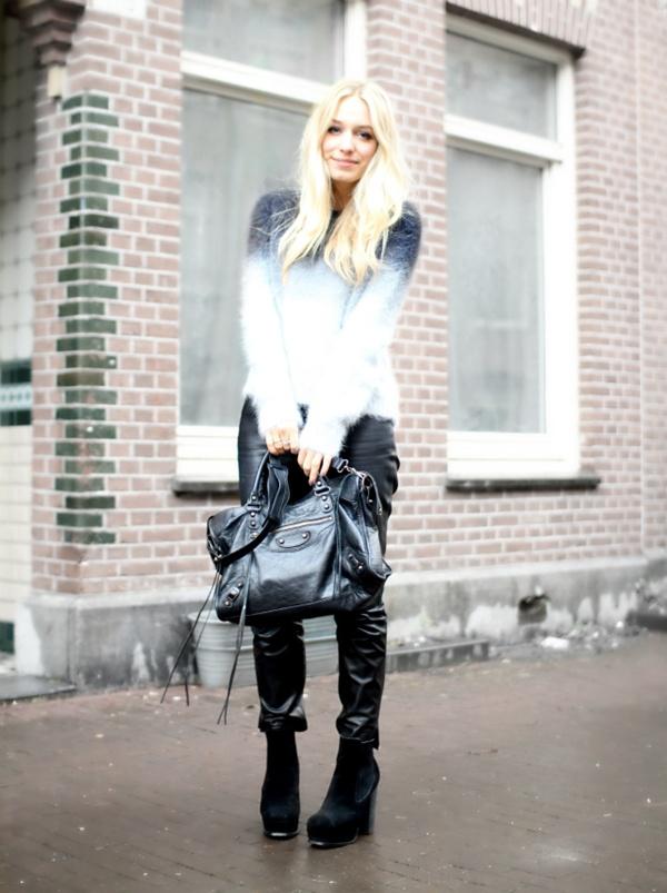 151 Fashion Blogs: Stil plavokosih lepotica