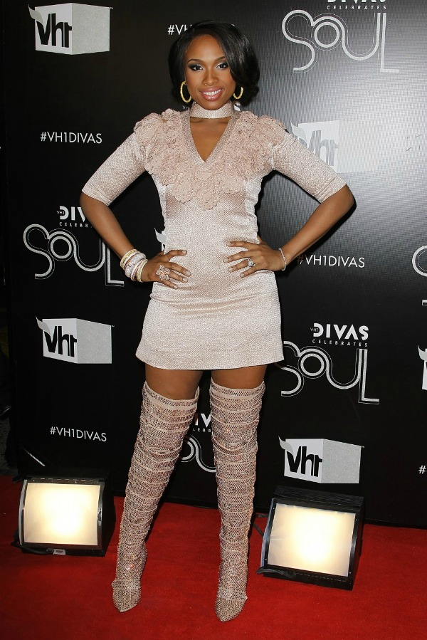 207625 singer hudson arrives for the vh1 divas celebrates soul at the hammers picnik Fashion Police: Smešna strana mode