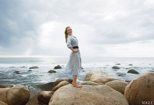 22 Meryl Streep ispred objektiva Annie Leibovitz za Vogue