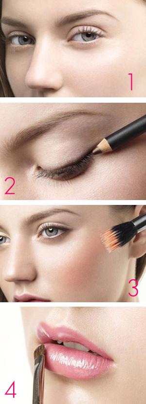 237 Beauty Bride: Nežna šminka za najlepši dan