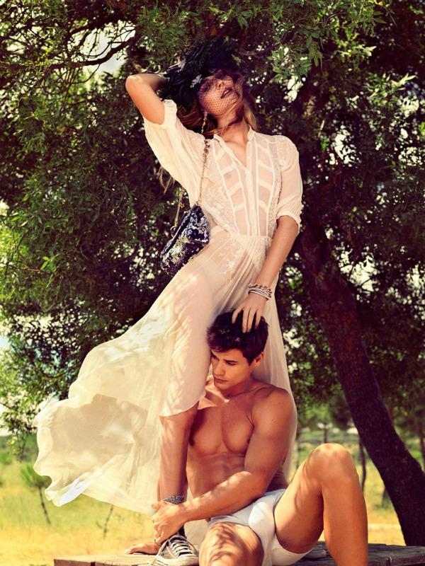 29 Vogue Spain: Letnji osećaj