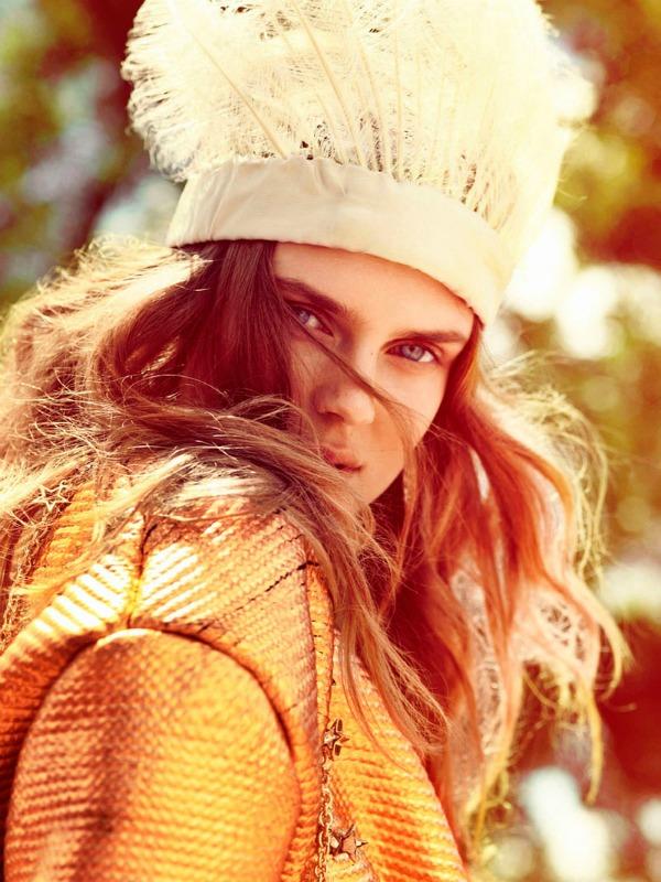 311 Vogue Spain: Letnji osećaj