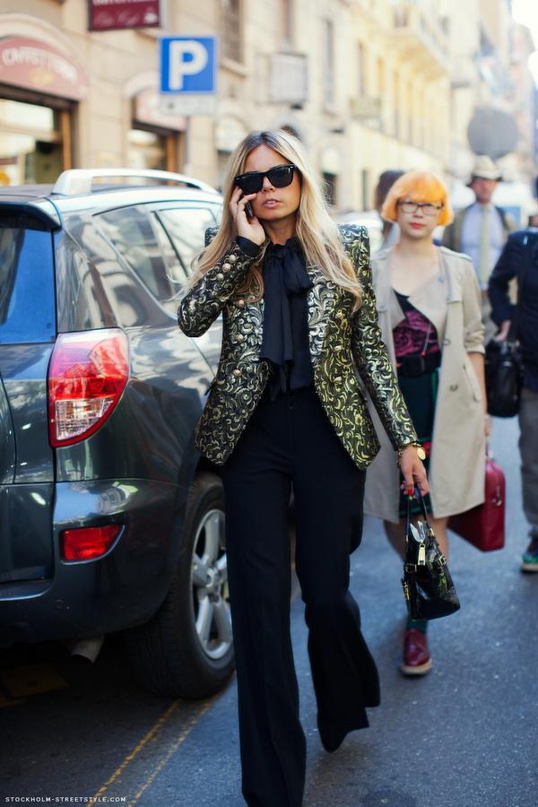 318 Stockholm Street Style: Elegancija kao motiv