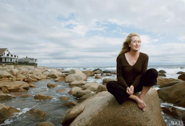 32 Meryl Streep ispred objektiva Annie Leibovitz za Vogue