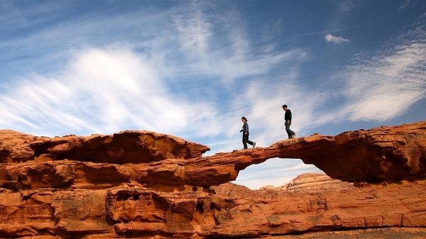346 Jordan: Mistična zemlja mora, pustinje i istorije