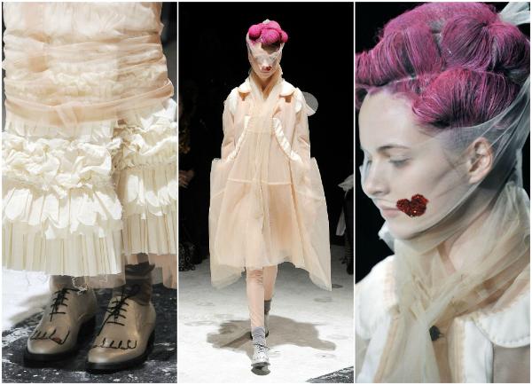 355 Odeća krojena kao umetnost: Comme des Garçons