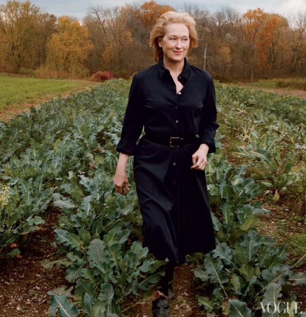 42 Meryl Streep ispred objektiva Annie Leibovitz za Vogue