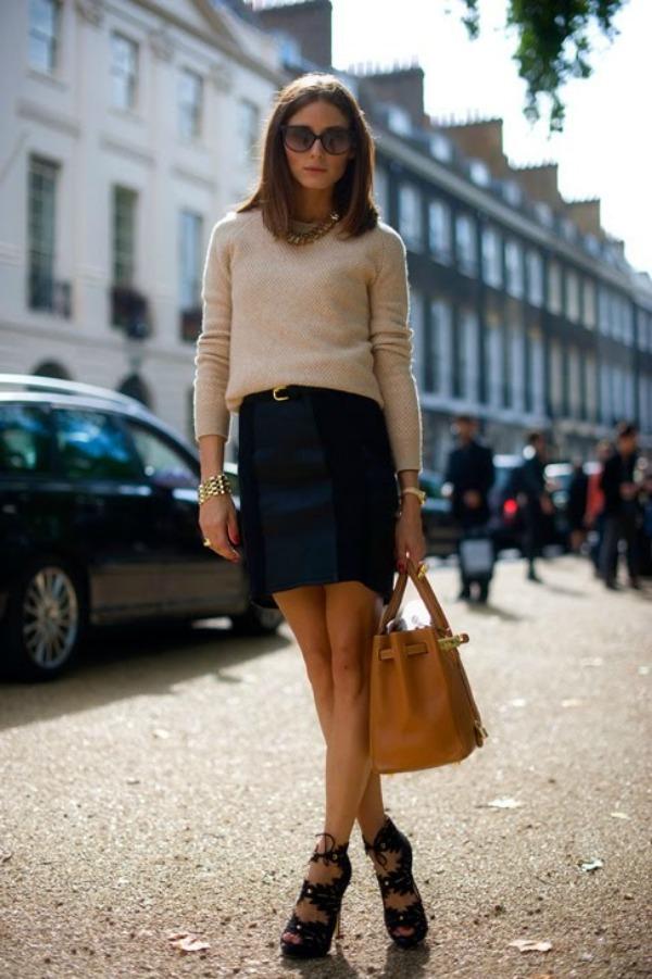 433 Street Style: Olivia Palermo