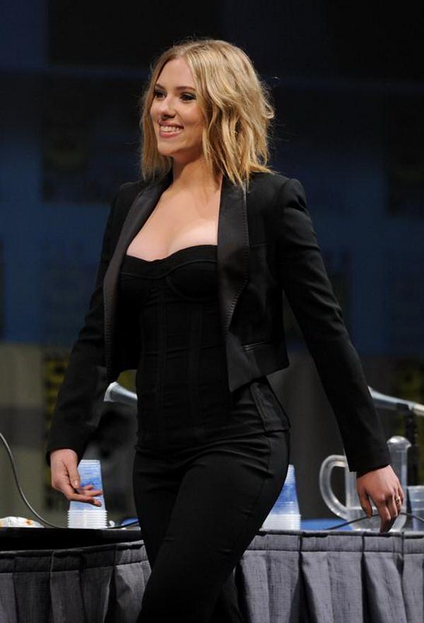 455 Scarlett Johansson: Dama od stila