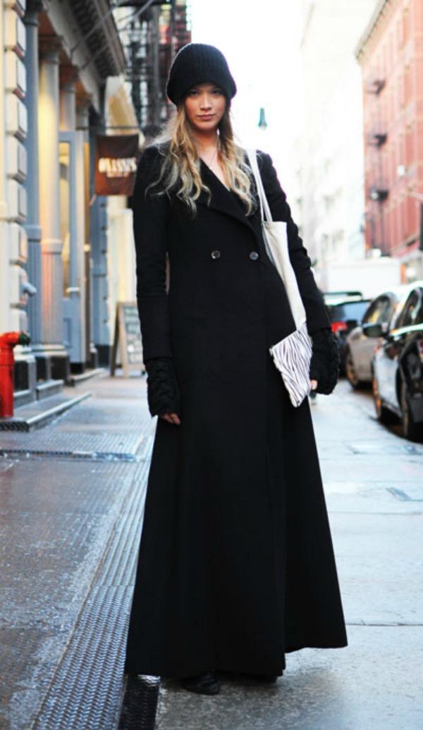 519 New York Street Style: Sa stilom i u novoj godini