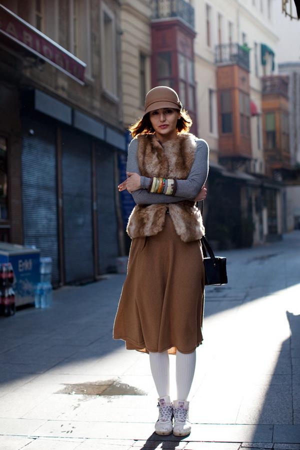 528 Street Style: Kao na filmu