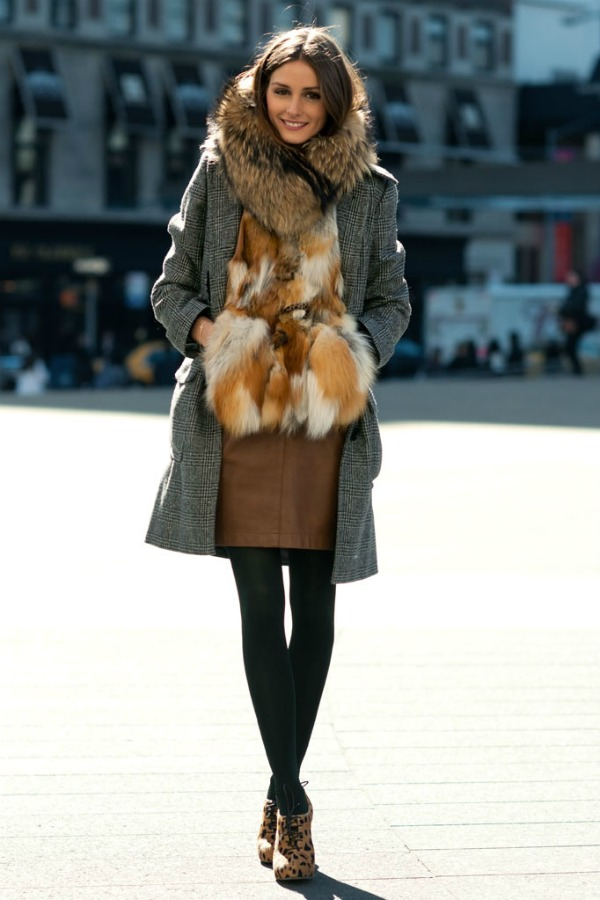 529 Street Style: Olivia Palermo