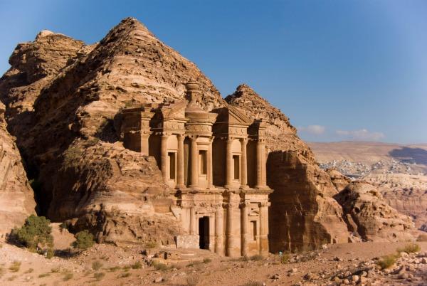 536 Jordan: Mistična zemlja mora, pustinje i istorije