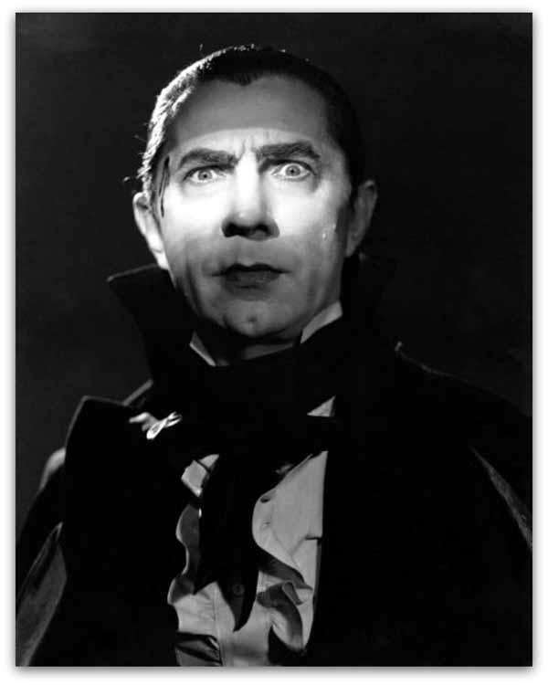 545 Moje ime je Drakula, a vi ste...?