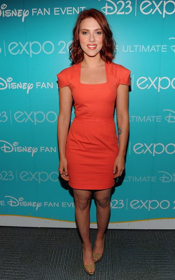 547 Scarlett Johansson: Dama od stila