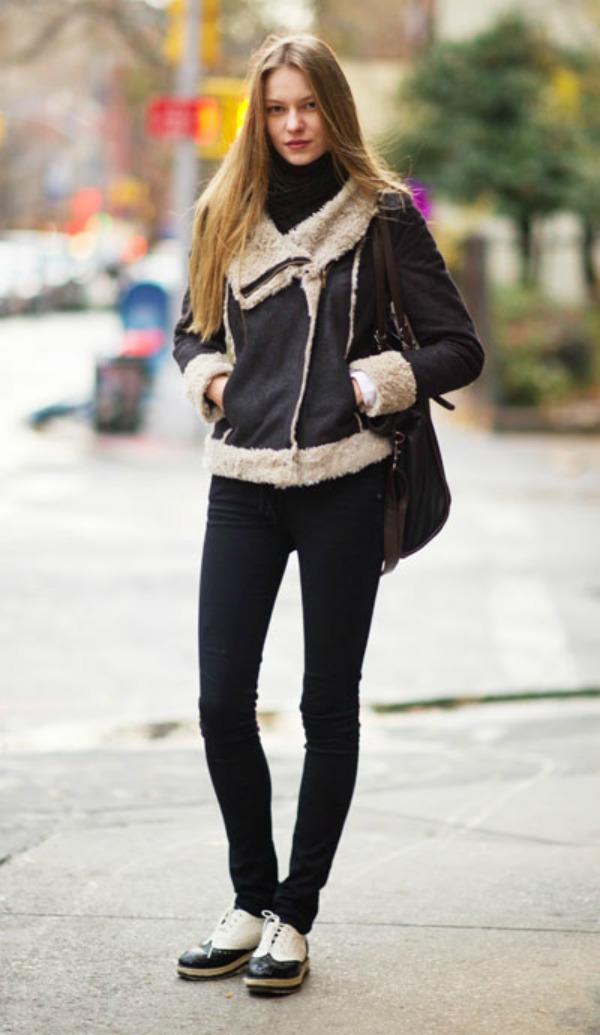 614 New York Street Style: Sa stilom i u novoj godini