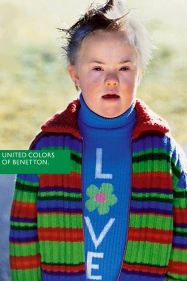 630 Ujedinjene kontroverze Benettona