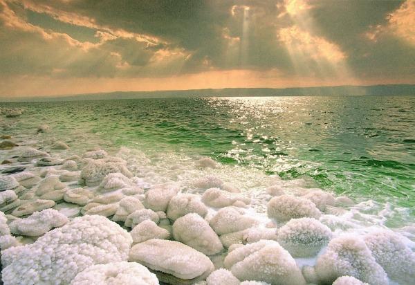 631 Jordan: Mistična zemlja mora, pustinje i istorije