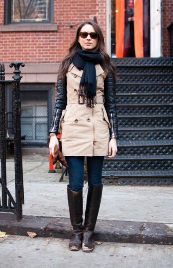 711 New York Street Style: Sa stilom i u novoj godini