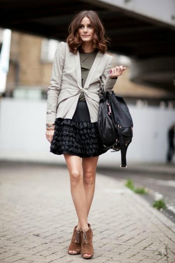 719 Street Style: Olivia Palermo