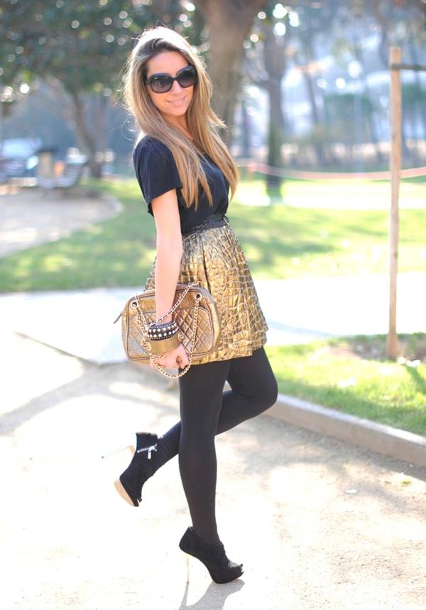 724 Fashion Blogs: Stil plavokosih lepotica