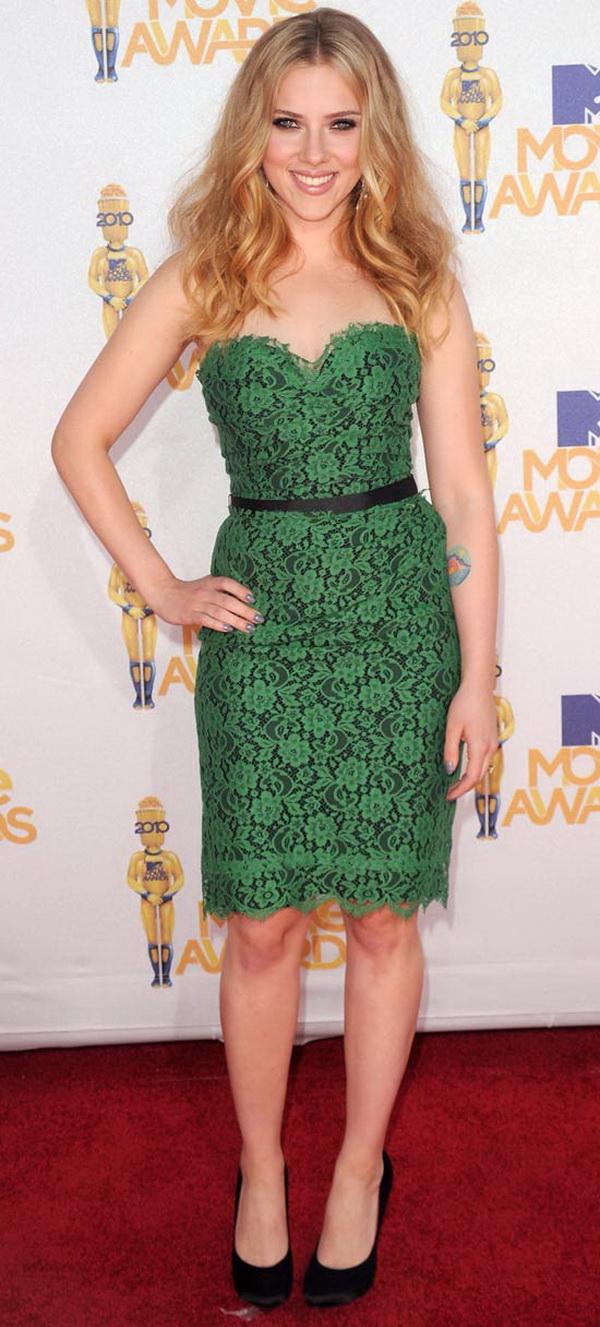 731 Scarlett Johansson: Dama od stila