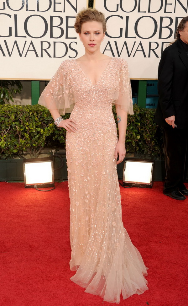 821 Scarlett Johansson: Dama od stila