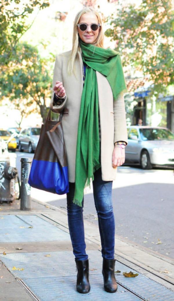87 New York Street Style: Sa stilom i u novoj godini