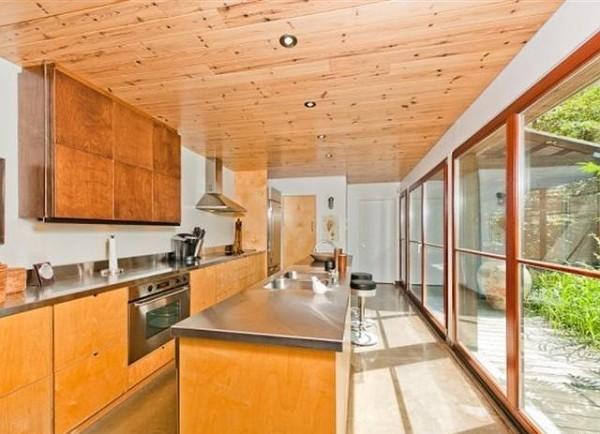9.Moderna kuhinja sa divnim pogledom Vikendica Halle Berry: Vaša je za milion dolara