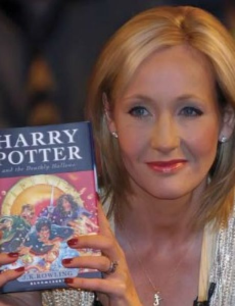 Ljudi koji su pomerali granice: J. K. Rowling