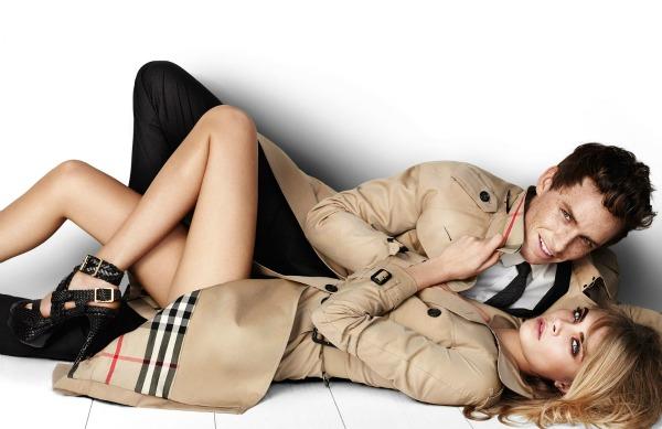 Burberry Spring Summer 2012 Campaign Mario Testino 02 picnik Modni zalogaji: Wu za Target, Cole za L'Oréal