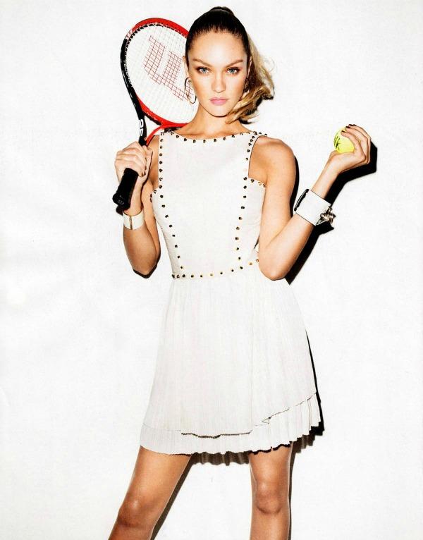 Candice Swanepoel Harpers Bazaar Editorial 3 Harpers Bazaar US: Neka igre počnu