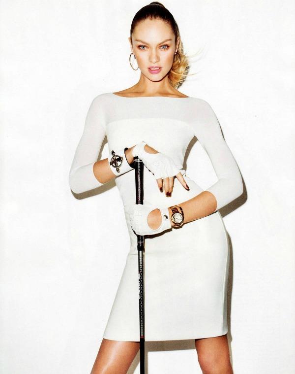 Candice Swanepoel Harpers Bazaar Editorial 7 Harpers Bazaar US: Neka igre počnu