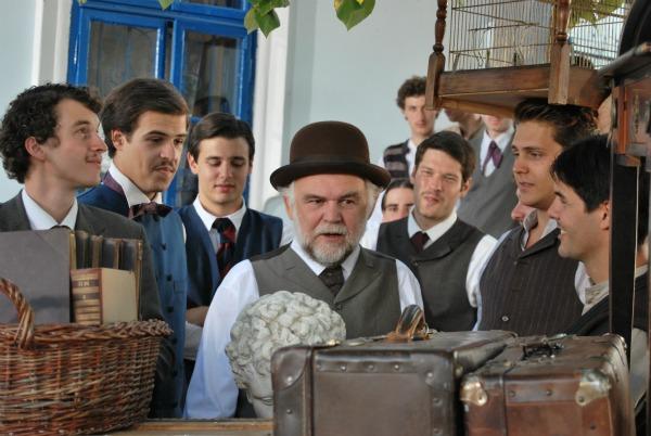 Cetvrta slikaa Premijera filma Šešir profesora Koste Vujića