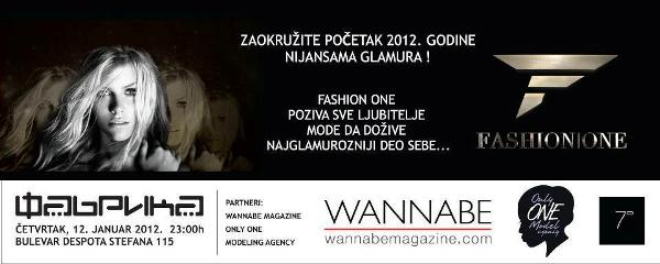 Copy of Wannabe Magazine i Fashion One Party Fashion|One Party