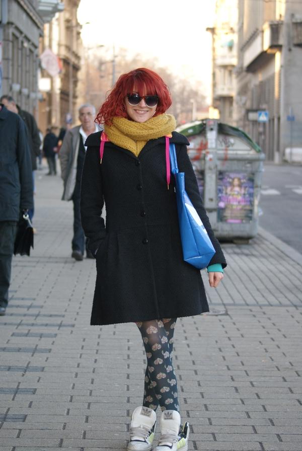 DSC02312 Belgrade Style Catcher: Hladni januarski dani