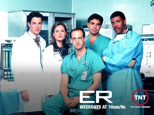 ER cast 1024x768 Top 10 TV serija čiji kraj nismo preboleli