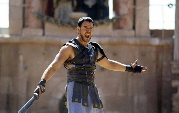 Gladiator movies 14399449 1024 768 3 u 1: Roboti, humor i gladijatori